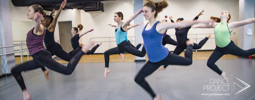 Modern Dance at Dance Project